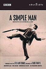 BBC: Northern Ballet A Simple Man (New & Sealed DVD 2005) Gable, Shearer, Davis