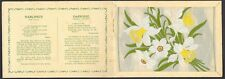 WIX (J) - KENSITAS FLOWERS (EXTRA LARGE, PRINTED) - NARCISSUS, DAFFODIL