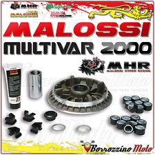 MALOSSI 5114855 VARIATEUR MULTIVAR 2000 MHR NEXT YAMAHA TMAX 500 ie 4T LC 2008
