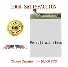 Poly Mailers Bags 6x9 9x12 10x13 145x19 100 500 1000