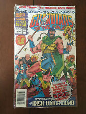 GUARDIANS OF THE GALAXY ANNUAL # 3 NM SEALED NEWSSTAND MARVEL COMICS 1993
