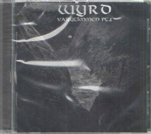 Wyrd – Vargtimmen Pt.1 CD Black Metal