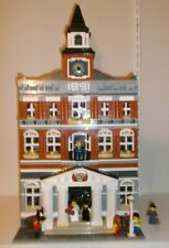 LEGO Creator 10224 Town Hall - Pre Owned with Instruction book. 100% Complete