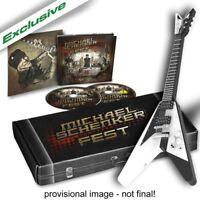 MICHAEL SCHENKER FEST Resurrection Autographed MAILORDER EDITION w/ mini guitar