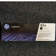 HP 83A Toner Cartridge CF283A  Genuine LaserJet MFP M125 MFP M127 New