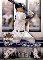 2020 Topps Home Run Challenge Series 2 #HRC-12 GIANCARLO STANTON Yankees