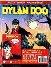 DYLAN DOG  N.1 Variant Edition - Auguri Sonori - Lucca 2018