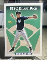 1993 Topps Derek Jeter Rookie New York Yankees #98 Baseball Card Possible PSA 10