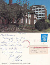 Birmingham Posted Printed Collectable Warwickshire Postcards