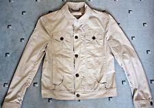 Versace Collection Herren Sommer Jacke Grau Gr. 46 (S) Originalware NEUWERTIG