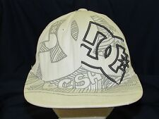 trucker hat baseball cap DC SHOE CO retro cool style nice shows good grunge