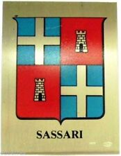 SASSARI (Serie:Citta' Italiane) Argento-Smalti