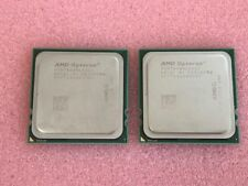 Matched Pair AMD Quad Core Opteron 8384 2.70ghz 2mb Cache OS8384WAL4DGI CPU Proc