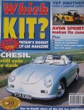 Which Kit? magazine 08/1999 featuring Avon Sprint, Chesil