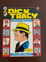 Dick Tracy DC C-40 Treasury FN/VF (7.0) White Pages - Bright Bold Colors!