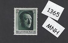 MNH  Postage stamp / Adolph Hitler / 1937 Birthday Issue / Third Reich