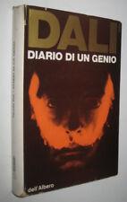 DALì DALI' DIARIO DI UN GENIO Edizioni dell'Albero 1965
