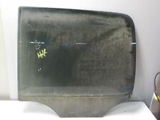06-11 Chevy HHR Passenger Right Rear Door Movable Glass Window Privacy Tint OEM