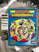 Futbol Colombiano 2003 - Edizione Figurine Album INCOMPLETE