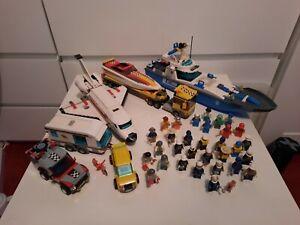 Lego City Bundle 5 sets, Includes 31 Minfigures