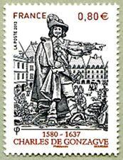 "TIMBRE FRANCE NEUF 2013 ""charles de gonzague"" Y&T 4745"