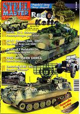 STEELMASTER 83: Sd.Kfz 231 schwerer Panzerspähwagen/M1A1 Abrams/Centurion NEU