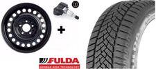 4x Winterräder für neuen Ford Focus (DEH) 205/60 R16 Fulda Reifen inkl. RDKS!!!
