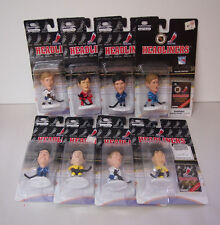 SET OF 8 WHITE'S GUIDE EXCLUSIVE LE OF 5500 CORINTHIAN HEADLINERS- GRETZKY