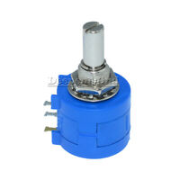 10K 3590S-2-103L Ohm Rotary Potentiometer Wirewound Precision Pot 10Turn