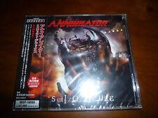 Annihilator / Schizo Deluxe JAPAN+4 NEW!!!!!!!!! B5