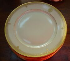 "Rosenthal China 6"" Luncheon plate Custom Design Wilhelm Koch 30's Dresden Saxony"