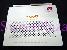 Huawei GPON ONU HG8347R,1 GE + 3FE LAN ports, 2 external antennas,English