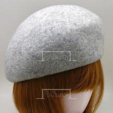 2a6981d6792 FASHION Wool Felt Women Cadet Pillbox Hat Soft Military