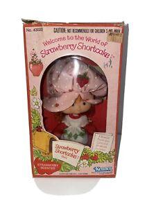 Vintage Strawberry Shortcake Doll in Original Box