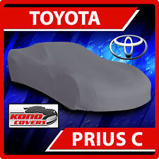 Fits Toyota Prius C Hatchback 2012- 2016 2017 2018 CAR COVER - 100% ALL-WEATHER!
