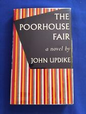 THE POORHOUSE FAIR - FIRST EDITION BY JOHN UPDIKE