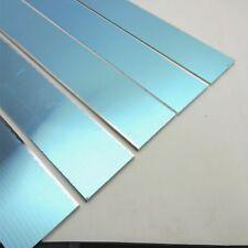 "New listing .25"" thick Precision Cast Aluminum Plate 3.875"" x 16.875"" Long Qty 5 sku176342"