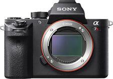 Open-Box: Sony - Alpha a7R II Full-Frame Mirrorless Camera (Body Only) - Black