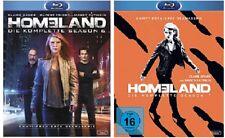 Homeland Staffel 6+7 Blu-ray Set Neu und Originalverpackt