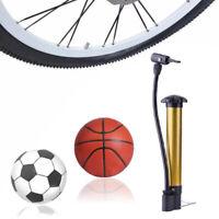 null mini - pompe à vélo haute pression système de gonflage de ballon pneu