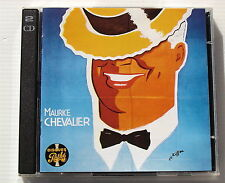 MAURICE CHEVALIER . COLLECTION DISQUES PATHE  . 2 CD