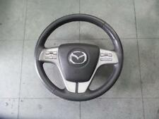 MAZDA 6 STEERING WHEEL SILVER SPOKE, W/ AUDIO, W/ CRUISE TYPE, GH, 02/08-11/12 0