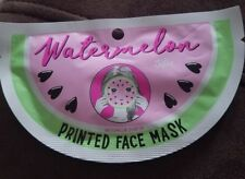 Girl's Justice adorable watermelon scented face mask(Very Last One)