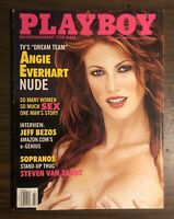Playboy ~ February 2000 ~ Angie Everhart