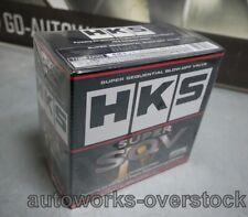 NEW  AUTHENTIC HKS Racing SSQV IV Universal Blow Off BLACK Valve Kit 71008-AK005