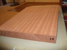 Sapele mahogany Guitar Blank #8