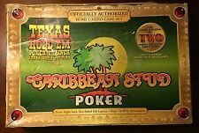 Texas Hold'Em Caribbean Stud Poker + 8 Other Popular Games