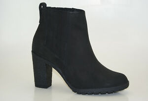 Timberland Glancy Chelsea Ankle Booties Women Boots Shoes A1685