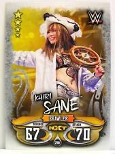 Slam Attax - #210 Kairi sane-Live 2018