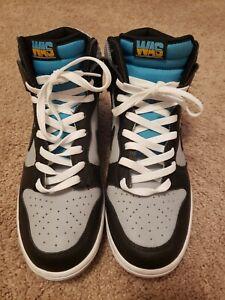 Nike Dunk High Washington DC Olympic (2012) Wolf Grey (317982 047) Sz. 11